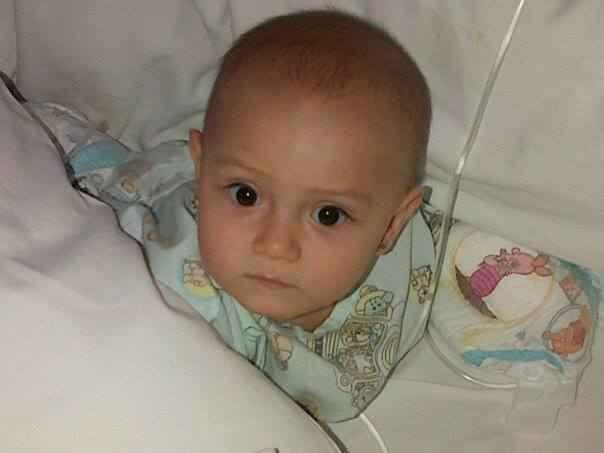 Minha filha O Milagre da Gravidez