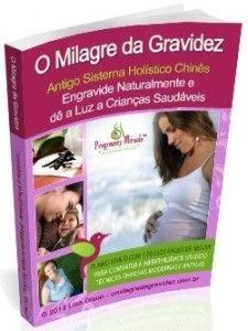 livro o milagre da gravidez